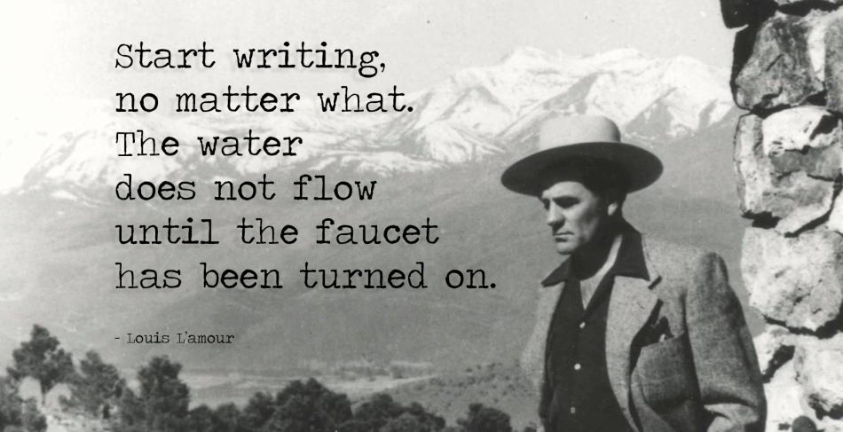 Writer's Block quote