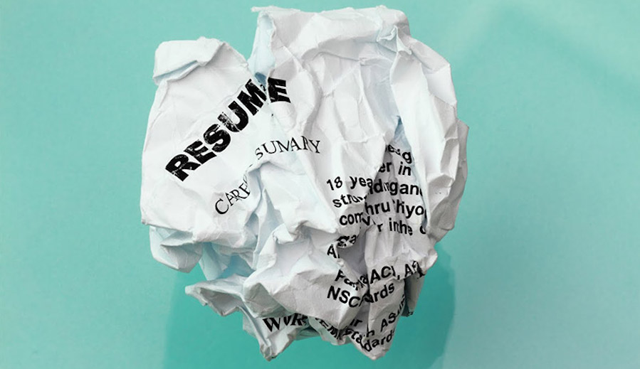 resume mistake to avoid